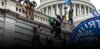 Capitol Breach January 6, 2020
