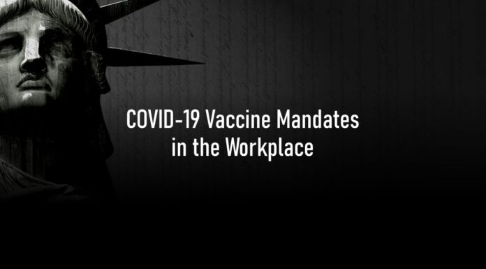 COVID-19 Vaccine Mandates in the Workplace