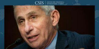 Dr. Fauci CSIS Interview