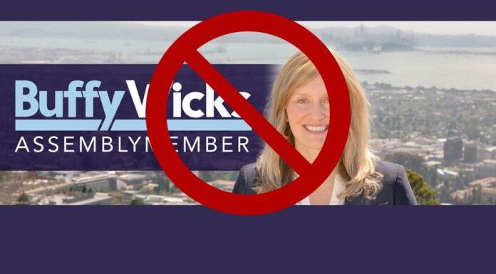 NOT Buffy Wicks Assembly Member