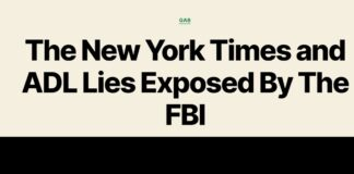 New York Times and ADL Lies