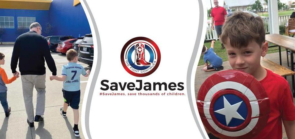 Save James