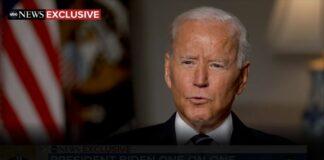 ABC's George Stephanopoulos interviews President Joe Biden on Afghanistan