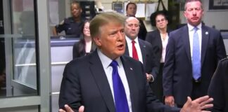 Our 45th President, Donald Trump, on 20th Anniversary of 9/11
