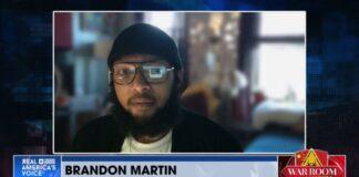 Brandon Martin on War Room Pandemic with Steve Bannon
