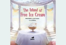 The Island of Free Ice Cream by Jack Posobiec