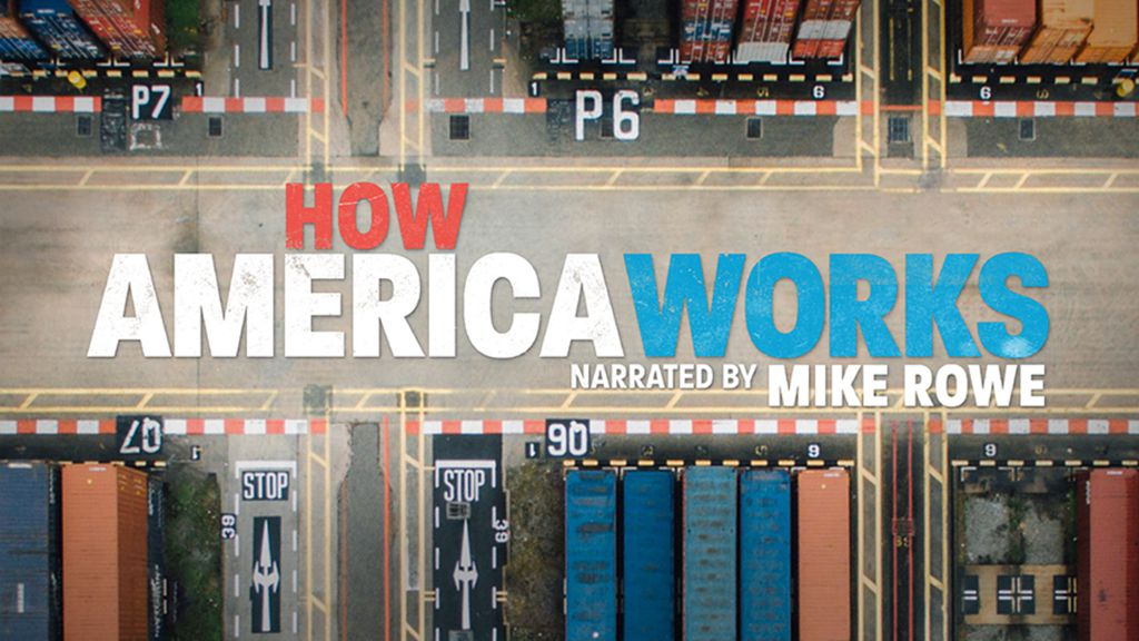 How America Works Narrated By Mike Rowe