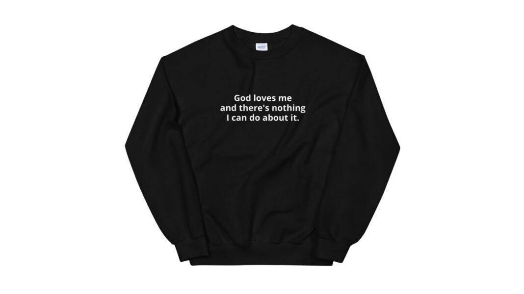 I Need God Clothing