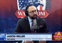 Jason Miller on War Room with Steve Bannon