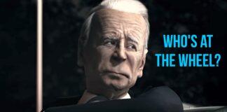 Joe Biden's Music Vide: Who's At The Wheel