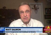 Matt Salmon on War Room