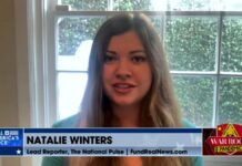 Natalie Winters on War Room