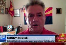Sonny Borrelli on War Room with Steve Bannon