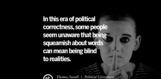 Thomas Sowell on Political Correctness