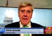 Steve Moore of Freedom Works on War Room