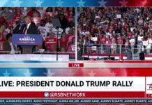 Trump Rally Perry Georgia