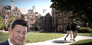 Xi Jinping and Yale University