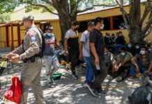 Texas State Troopers Arrest Illegals