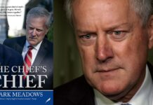 The Chief's Chief By Mark Meadows