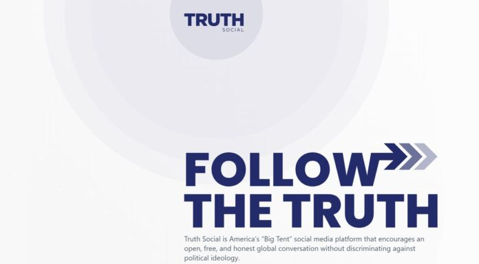 Donald Trump's Truth Social Social Media Platform