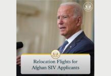 Biden and the State Department's Special Immigrant Visa Program