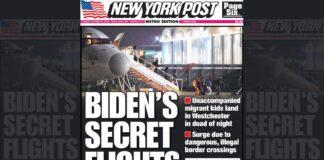 Biden's Secret Flights