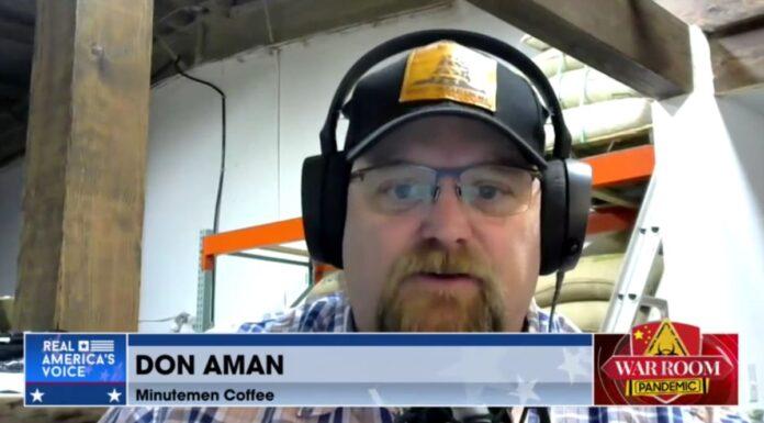 Don Aman on War Room