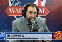 AZ Candidate Eli Crane on War Room
