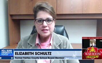 Elizabeth Schultz on War Room
