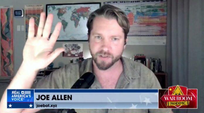Joe Allen on War Room