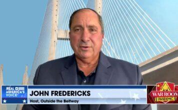 John Fredericks on War Room