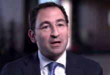 Jon Grey COO of Blackstone Group.