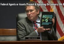 Rep. Thomas Massie questions AG Merrick Garland on Feds Action During Jan 6th