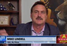Mike Lindell on War Room