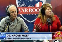 Peter Navarro and Naomi Wolf on War Room