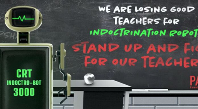 We Are Losing Good Teachers For Indoctrination Robots