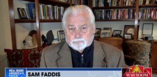 Sam Faddis on War Room