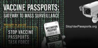 Stop Vaccine Passports: Gateway to Mass Surveillance